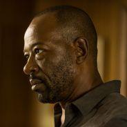 The Walking Dead saison 7 : Morgan bientôt mort ? Lennie James répond aux rumeurs