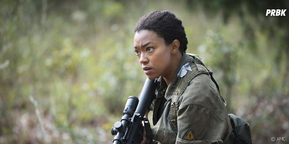 The Walking Dead saison 7 : Sasha va-t-elle mourir ?