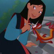 Mulan : les chansons du film d'animation supprimées dans le remake ?