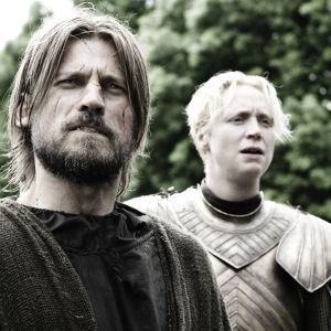 Game of Thrones saison 7 : Brienne et Jaime bientôt en couple ?