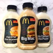 McDonald's vend maintenant ses sauces mythiques en supermarché 🍔