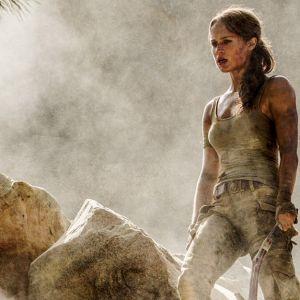 Tomb Raider : découvrez les premières images du film