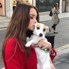 Nabilla Benattia et sa chienne Pita : enfin les retrouvailles ❤