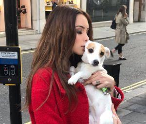Nabilla Benattia de nouveau heureuse, elle a retrouvé sa chienne Pita