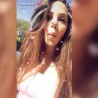 Kim Glow (Les Anges 9) clashe encore Milla Jasmine : elle lui répond sur Snapchat
