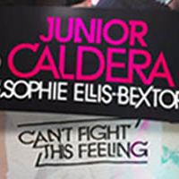 Junior Caldera feat Sophie Ellis-Bextor ... le clip de Can't Fight This Feeling !