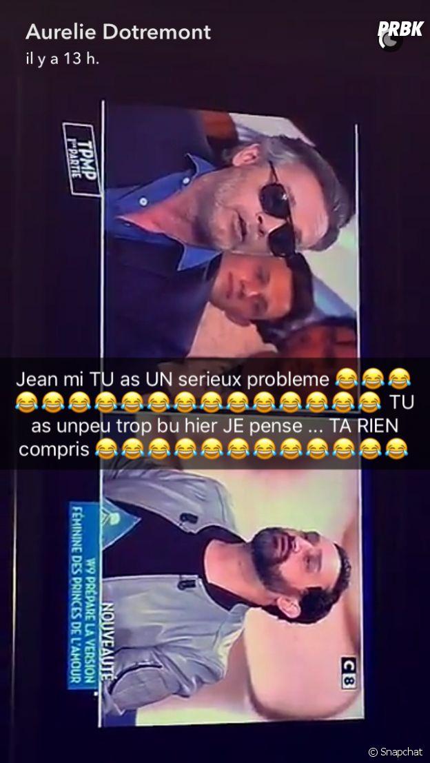 Aurélie Dotremont en couple avec un candidat des Anges 9 ? Elle dément la rumeur lancée par Jean-Michel Maire !