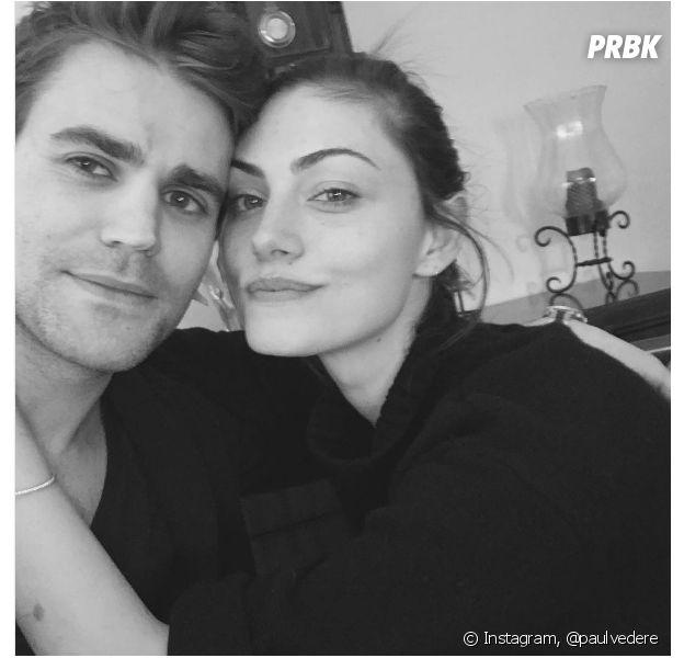 Paul Wesley et Phoebe Tonkin de nouveau en couple : la photo qui confirme