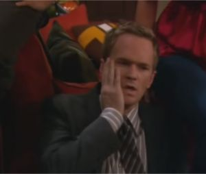 How I Met Your Mother : la chanson du Slap Bet dans la saison 2