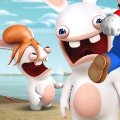 Nintendo Switch : le crossover entre Mario et les Lapins Crétins se précise