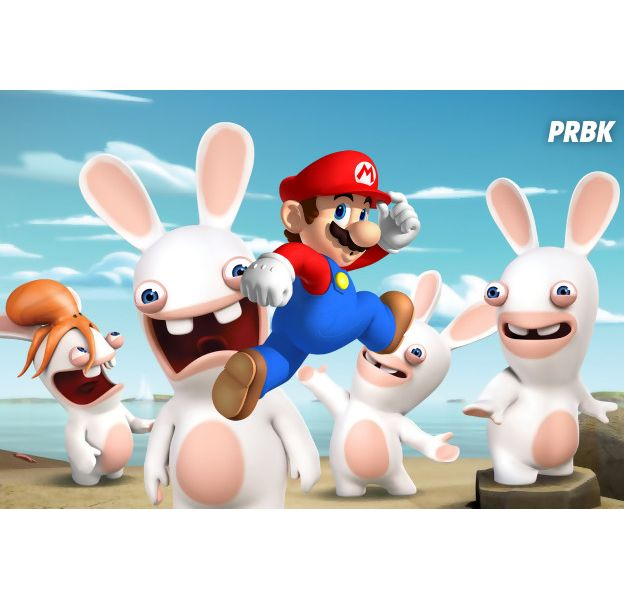 Mario X Lapins Crétins Nintendo Switch