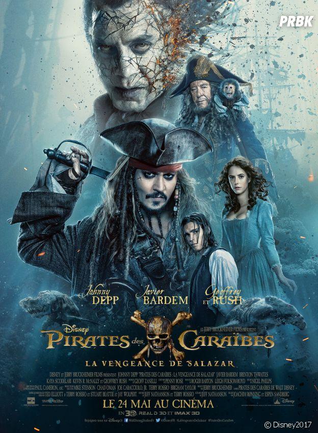 #LaVengeanceDeSalazar #PiratesDesCaraïbes