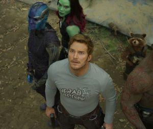 Les Gardiens de la Galaxie 2 : elle envoie des textos pendant le film, son copain porte plainte
