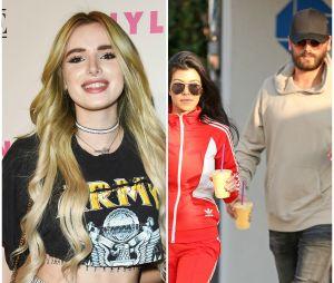 "Bella Thorne et Scott Disick en couple : Kourtney Kardashian est ""très énervée"""