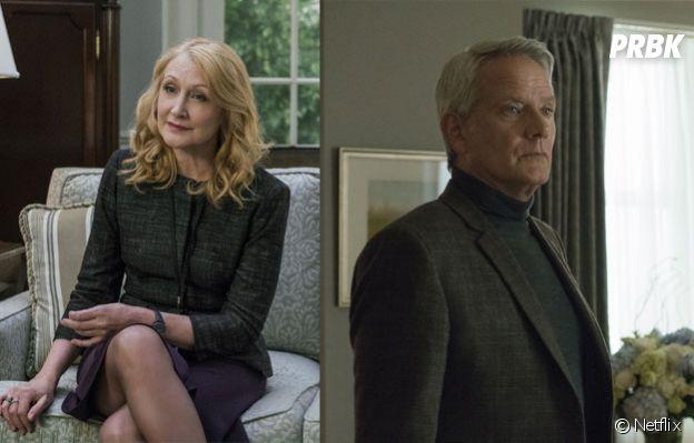 House of Cards saison 5 : les deux nouveaux personnages qui débarquent dans la série