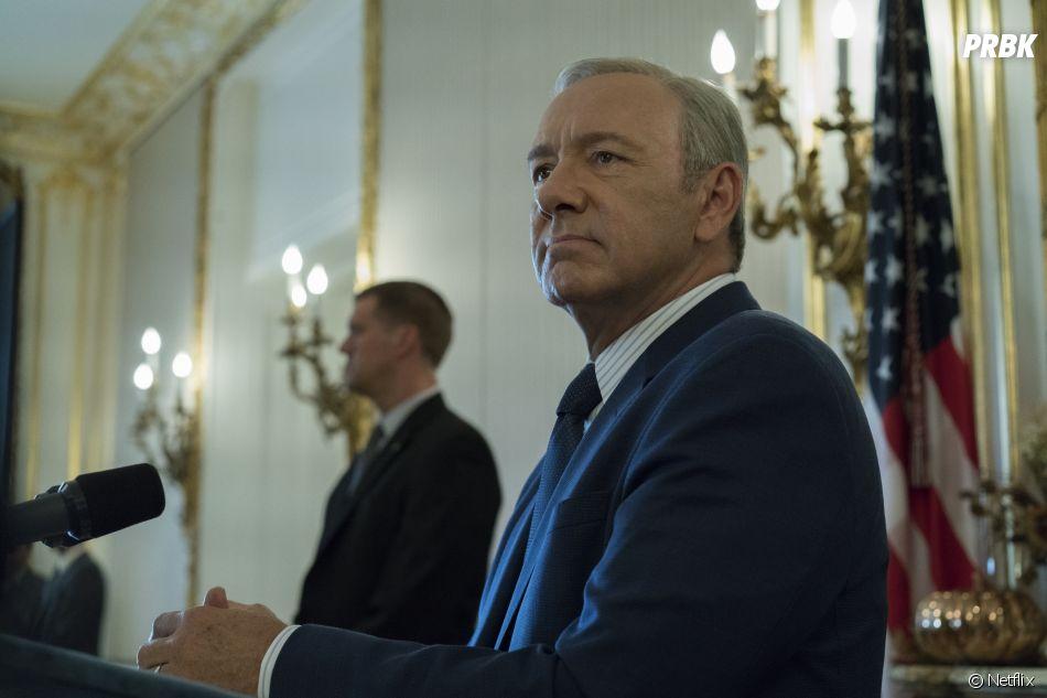 House of Cards saison 5 : Frank restera-t-il Président ?