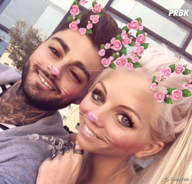 Jessica Thivenin et Thibault Kuro en couple : ils s'affichent complices sur Snapchat