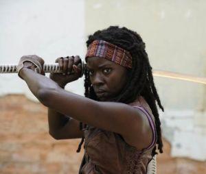 The Walking Dead :Danai Gurira (Michonne) débarque chez les Avengers
