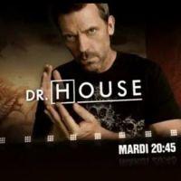 Dr House ... sur TF1 ce soir mardi 20 avril 2010 ... la bande annonce