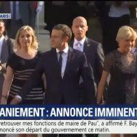 """Emmanuel Macron """"piégé"""" par un youtuber : la séquence qui a fait stresser son service d'ordre"""