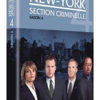 NY Section Criminelle ... la saison 4 débarque en DVD aujourd'hui ... 27 avril 2010
