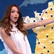 Nabilla Benattia Miss météo sur TF1: sa présentation WTF très drôle, les internautes en redemandent
