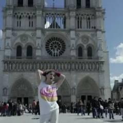 Axelle Laffont nous chante Garçon français vs American Boy