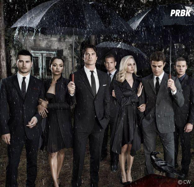 The Vampire Diaries saison 8 : un couple improbable a failli se former