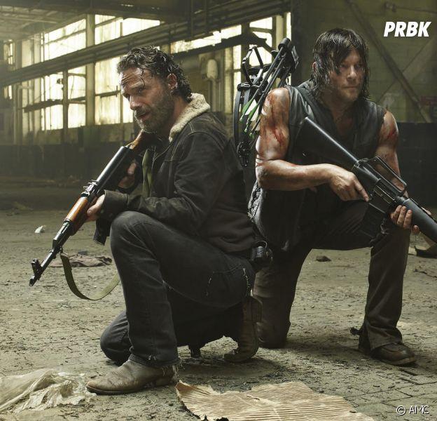 The Walking Dead saison 8 : un cascadeur meurt sur le tournage