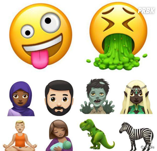 Apple : les emoji femme voilée, homme barbu, femme qui allaite, zombie ou encore elfe arrivent !