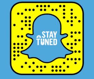 NBC lance le 1er JT sur Snapchat : Stay Tuned !