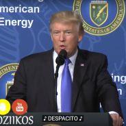 """Despacito"" : quand Donald Trump chante le célèbre tube de Luis Fonsi 😂"