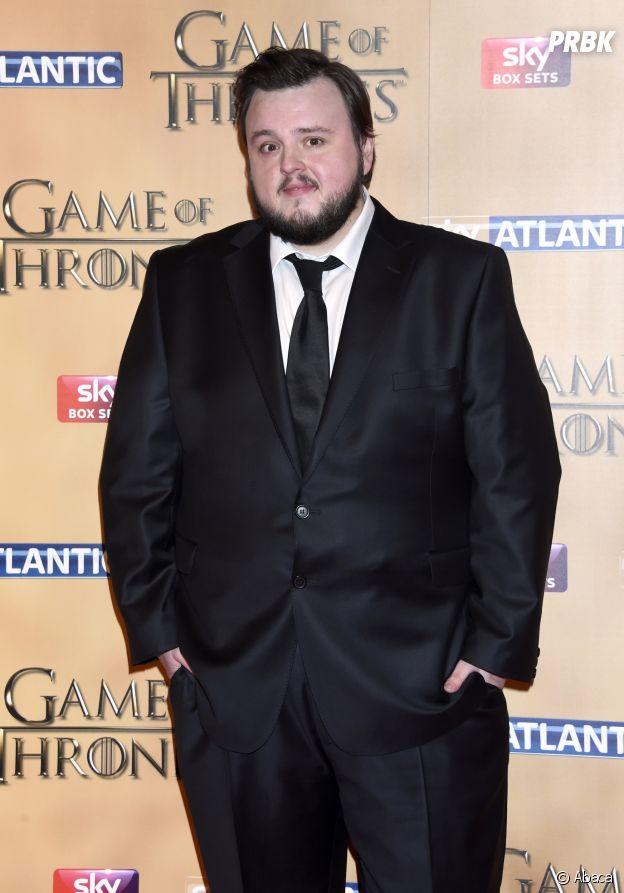 Game of Thrones : John Bradley (Sam) dans la vie