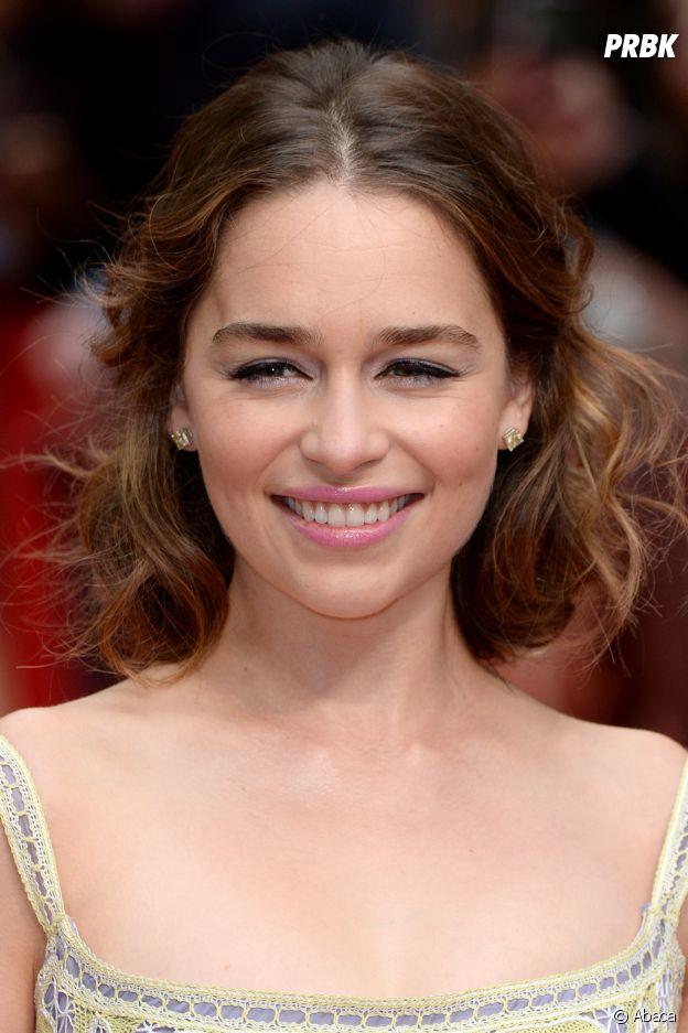 Game of Thrones : Emilia Clarke (Daenerys) dans la vie