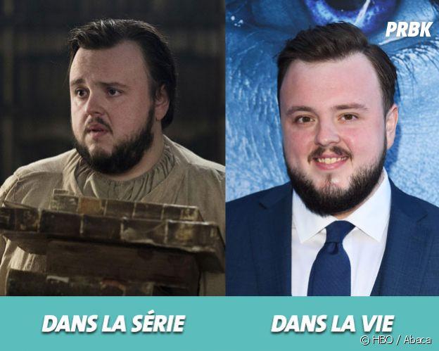 Game of Thrones : John Bradley dans la série vs dans la vie