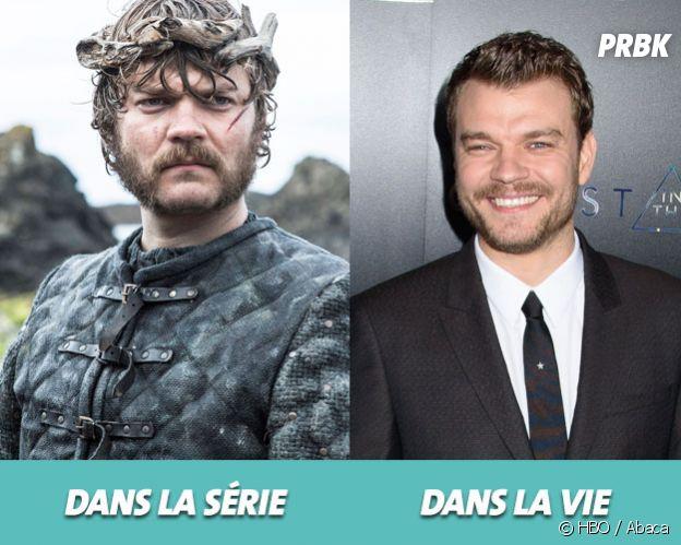 Game of Thrones : Pilou Asbaek dans la série vs dans la vie