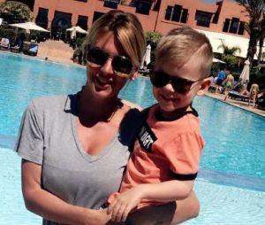 Amélie Neten : son fils Hugo a bien grandi, la preuve en photos