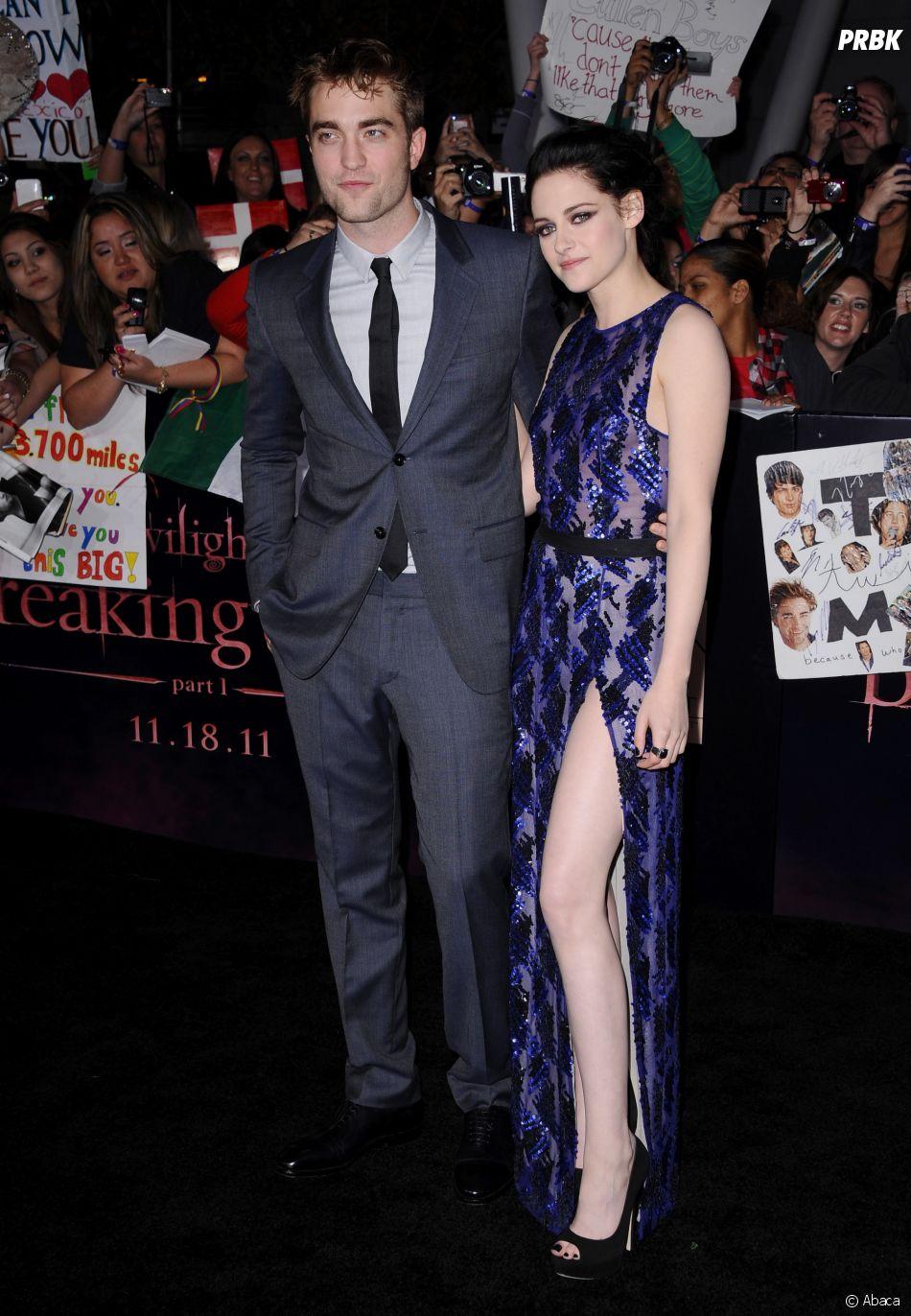 Kristen Stewart et son ex Robert Pattinson