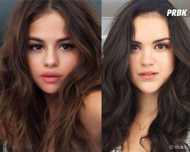 Ces stars qui ont des sosies célèbres : Selena Gomez et Victoria Moroles