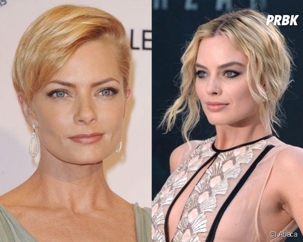 Ces stars qui ont des sosies célèbres : Jaimie Pressly et Margot Robbie