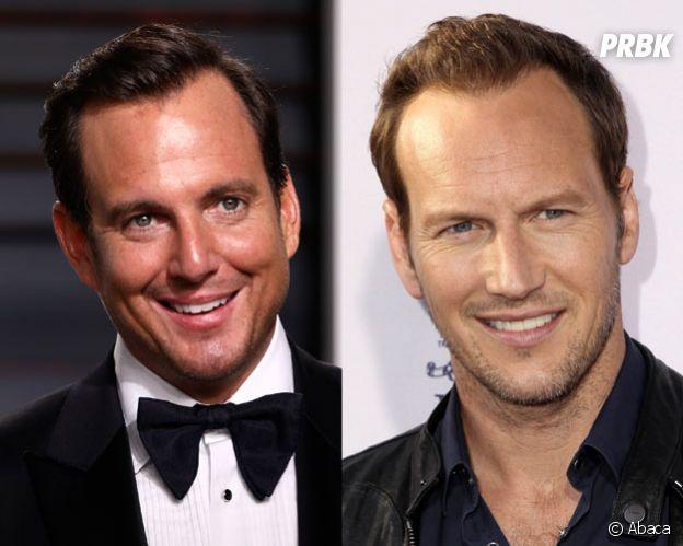 Ces stars qui ont des sosies célèbres : Will Arnett et Patrick Wilson