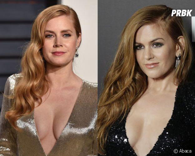 Ces stars qui ont des sosies célèbres : Amy Adams et Isla Fisher