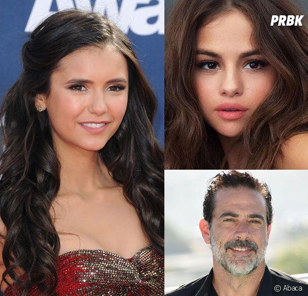 Selena Gomez, Nina Dobrev... ces stars qui ont des sosies célèbres ?
