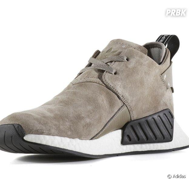 Adidas : NMD CS2 Suede, la nouvelle paire sporty chic