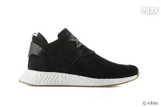 Adidas : la NMD CS2 Suede existe en noir