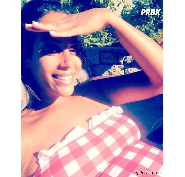 Amel Bent de nouveau enceinte ? Une photo Instagram crée le buzz !