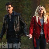Once Upon a Time saison 7 : Emma et Hook réunis une dernière fois sur une photo
