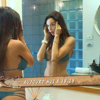 Nabilla Benattia en panique totale à cause de ses rides ! (vidéo exclu)