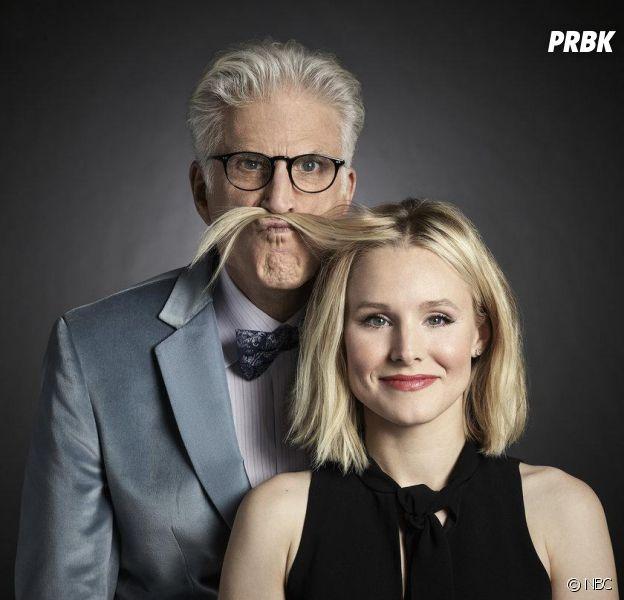 The Good Place : laissez-vous séduire par la série avec Kristen Bell et Ted Danson