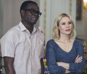The Good Place : Eleanor et Chidi, un duo émouvant
